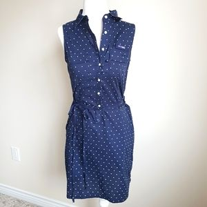 Columbia Polkadot Dress